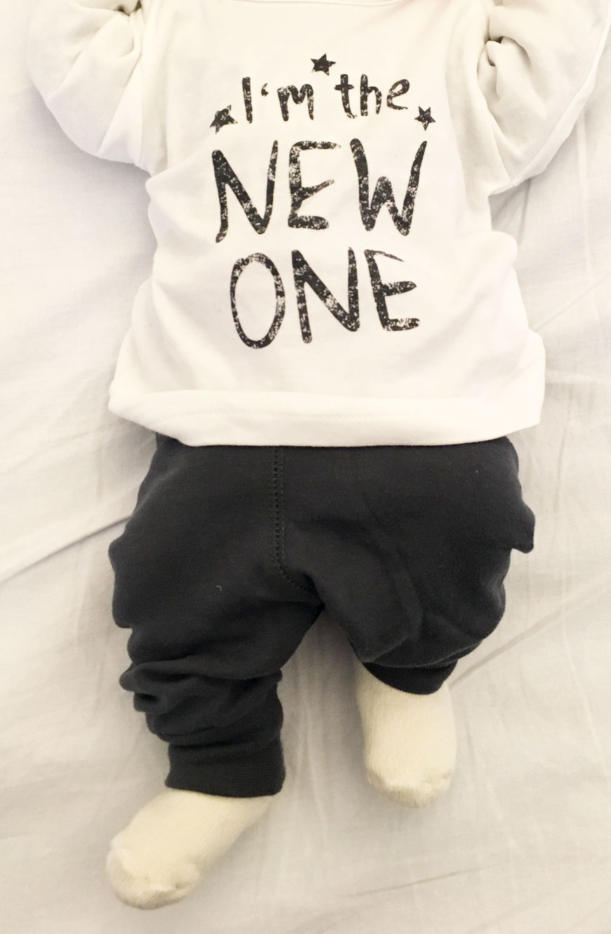Februarbaby - I'm the new one