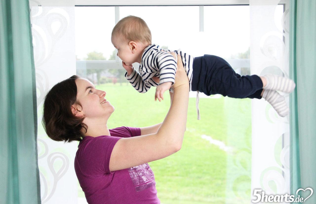 7 Monate Baby – wie unser Sohn sich entwickelt
