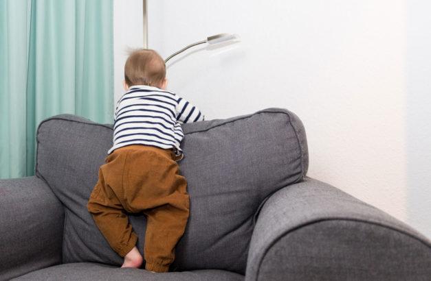 9 Monate Baby – wie unser Sohn sich entwickelt
