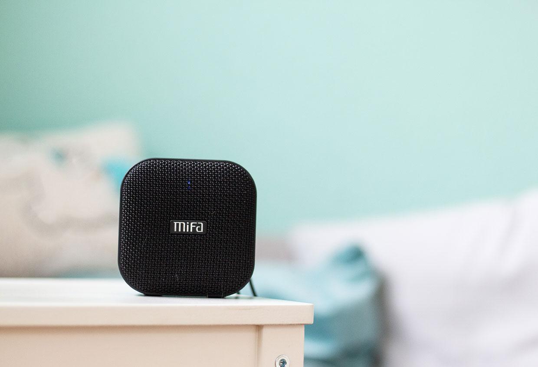 Eine Bluetooth-Box fürs Kleinkind